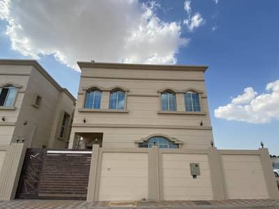 5 Bedroom Villa for Sale in Al Helio, Ajman - New villa with super deluxe finishing and upscale decorations
