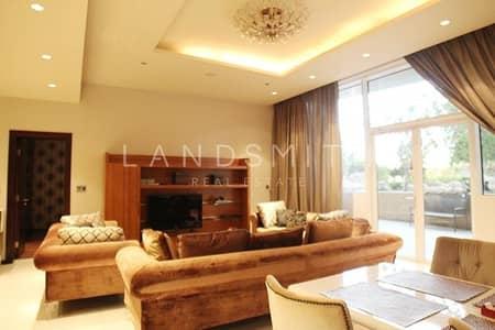 فلیٹ 1 غرفة نوم للبيع في نخلة جميرا، دبي - Vacant on Transfer Fully Furnished 1BR Apartment