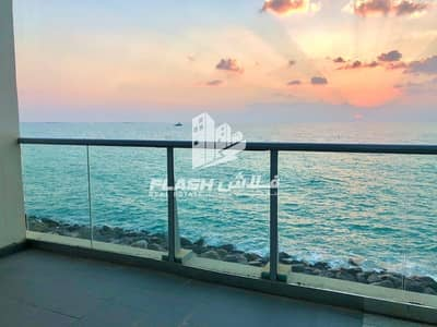 Studio for Rent in Al Marjan Island, Ras Al Khaimah - Beautiful Studio I Direct Courtyard I Partial Sea View