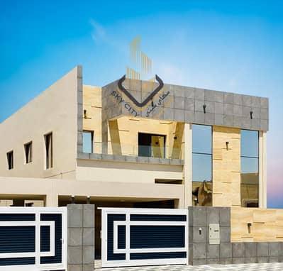 5 Bedroom Villa for Sale in Al Rawda, Ajman - A spectacular villa with european design for sale in Ajman