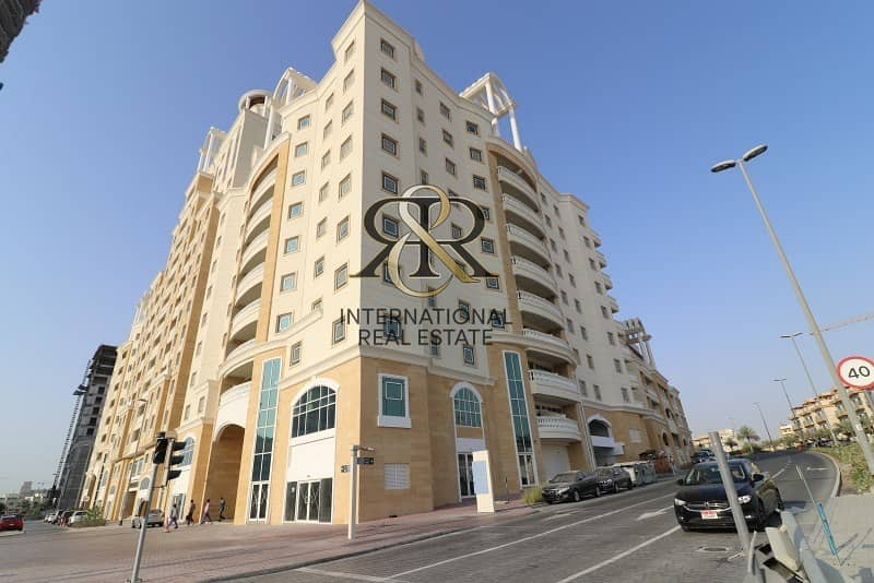 13 Spacious 1 Bedroom with Balcony | Highly Maintained Apartment