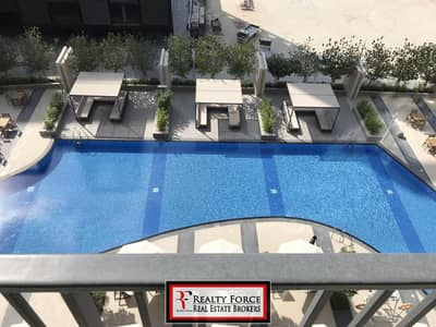 POOL VIEW | 2BR + MAIDS | BRAND NEW | VACANT