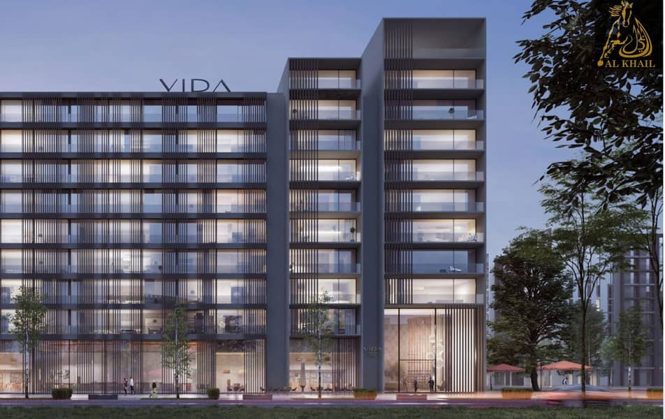 Cheapest Price Vida Emaar Branded Apartment