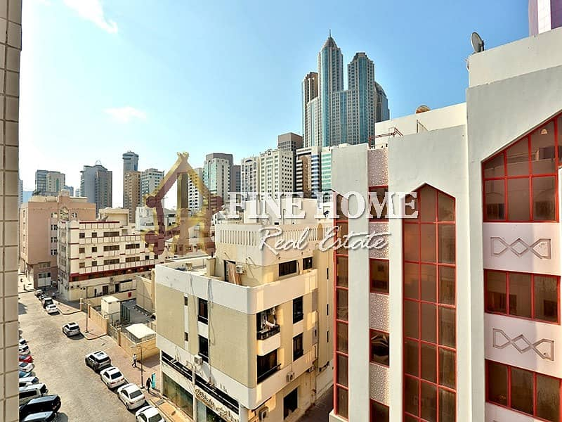 Affordable Rent | Spacious 1MBR with Balcony