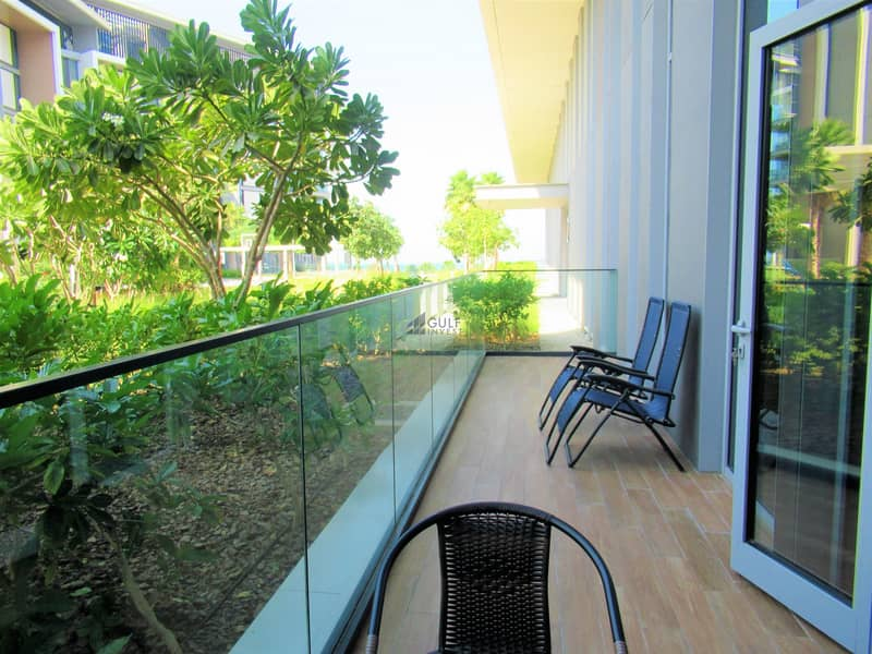 2 Amazing 3 BR+ Maid | Garden With Sea View