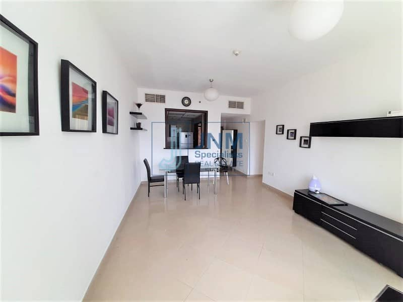 2 Great Price! Fully Furnished 2 Beds | High Floor