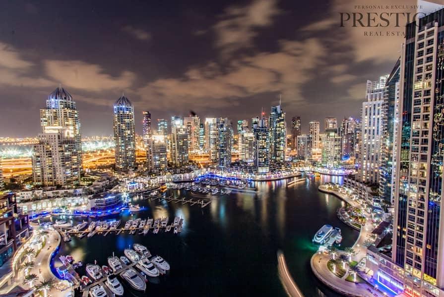 Full Marina View | Rented  | Prime Unit