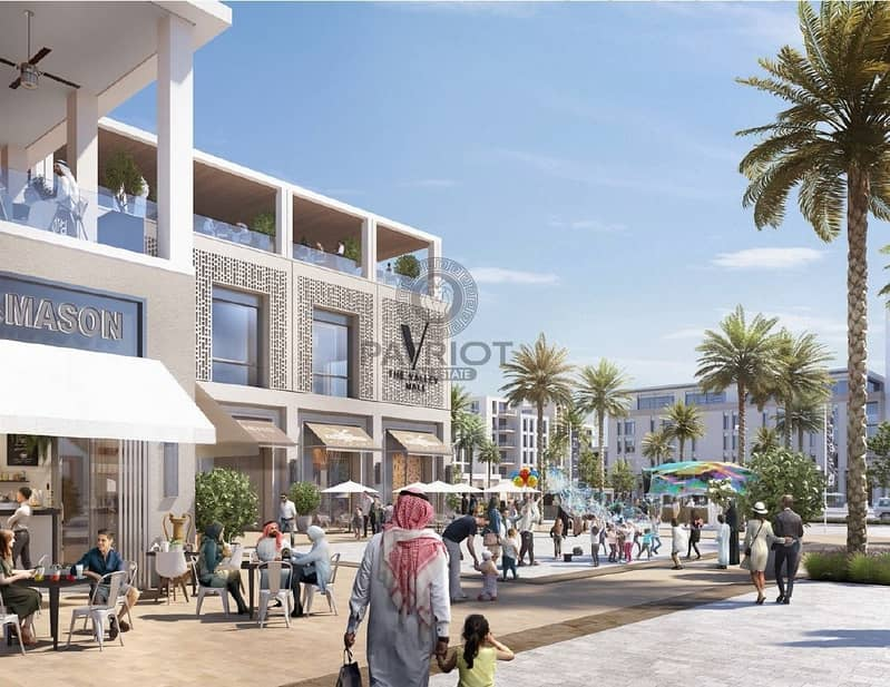 20 Best Priced Townhouses in Dubai By Emaar |only 5% downpayent