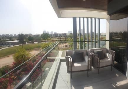 فیلا 3 غرف نوم للبيع في داماك هيلز (أكويا من داماك)، دبي - Prelaunch Price   Park Facing Villa In Damac Hills   4 years Payment Plan