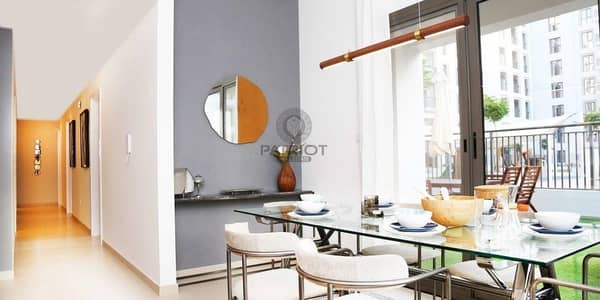 1 Bedroom Apartment for Sale in Town Square, Dubai - On Sheikh Zayed Road | Best Offer In Market