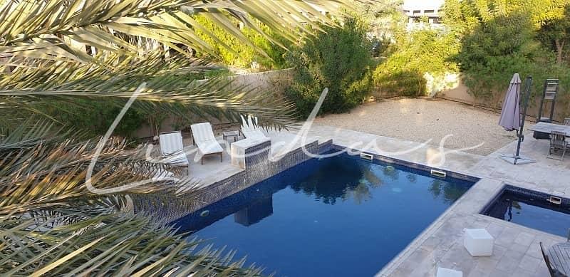 2 Simply Stunning | Saheel Type 6 |Private Pool