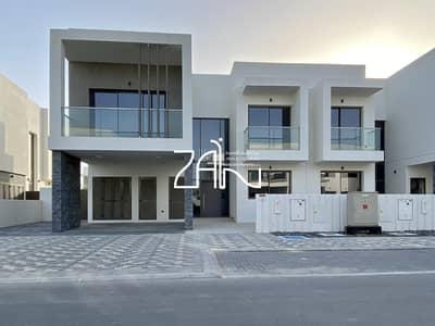 3 Bedroom Villa for Rent in Yas Island, Abu Dhabi - Superb 3BR Villa Y in Great Location Handover Soon