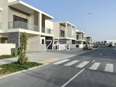 2 Bedroom Villa for Rent in Yas Island, Abu Dhabi - Single Row 2+1 High standard Handover Dec 2020