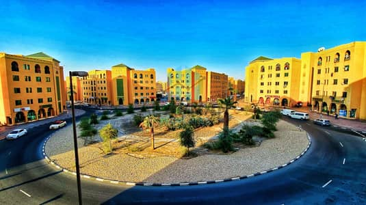 1 Bedroom Apartment for Rent in International City, Dubai - Spotless 1 Bedroom With Beautiful View For Rent In Morocco Cluster International City Dubai