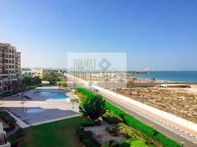 Studio for Sale in Al Hamra Village, Ras Al Khaimah - Breathtaking Sea View Marina Studio