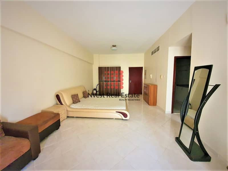 Fully furnished| Closed Kitchen| Largest Studio