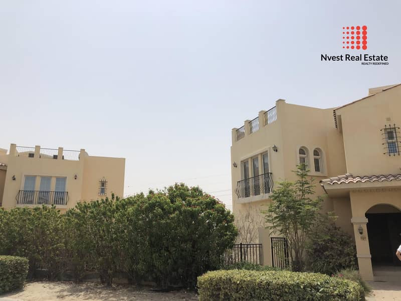 Hot offer-4 Bedroom+Maid room for sale in Al Waha Community
