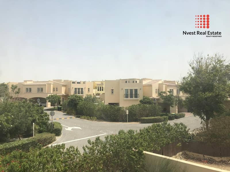 2 Hot offer-4 Bedroom+Maid room for sale in Al Waha Community