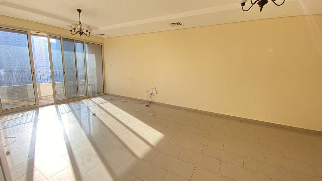 LUXURY APARTMENT WITH GYM POLL CHILER FREE IN JUST 42 K