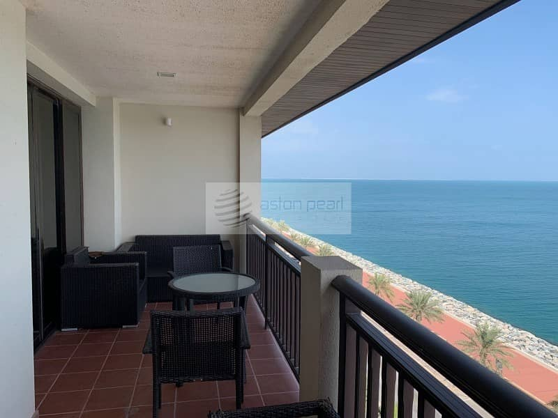 2 Fully Furnished | 1 Bedroom Apt | Ready to Move In