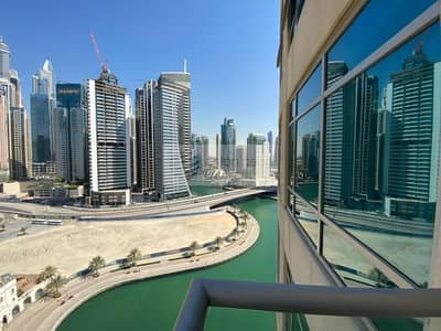2 Bedroom Apartment for Rent in Dubai Marina, Dubai - Vacant|Furnished|High Floor| Negotiable| Good View