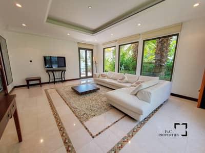4 Bedroom Villa for Rent in Palm Jumeirah, Dubai - 4 Bedroom I Central Rotunda I Vacant I High No.