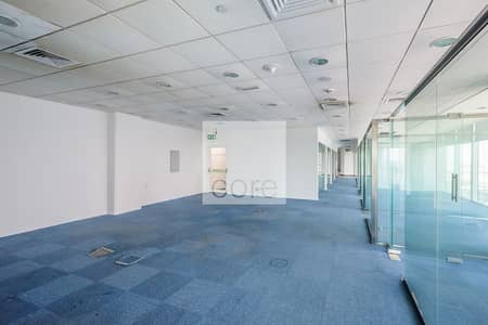 Office for Rent in Downtown Jebel Ali, Dubai - Grade A Office Space | Glass Partitions