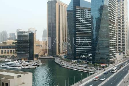 1 Bedroom Apartment for Sale in Dubai Marina, Dubai - Beautiful Views |1 Bed | Huge Balcony