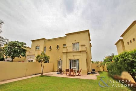 3 Bedroom Villa for Sale in The Springs, Dubai - Exclusive | Single Row | 3 Beds End Unit