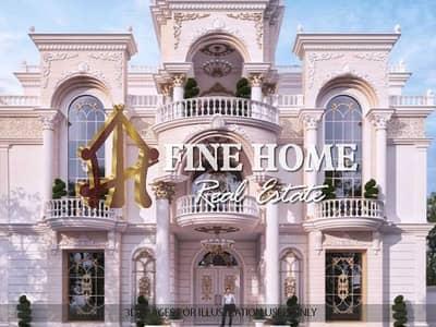 5 Bedroom Villa for Sale in Shakhbout City (Khalifa City B), Abu Dhabi - Wide Villa | 5 Bedrooms | Area 19