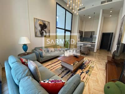 2 Bedroom Apartment for Rent in Jumeirah Village Circle (JVC), Dubai - Luxury 2BHK+ maid with private Garden for rent in Hyati Residence
