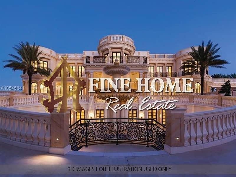 Brand New Villa | 6 MBR | Swimming Pool