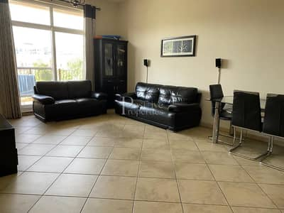 2 Bedroom Apartment for Rent in Motor City, Dubai - 2 BED PLUS MAID / GARDEN FACING / BRIGHT AND SPECIOUS