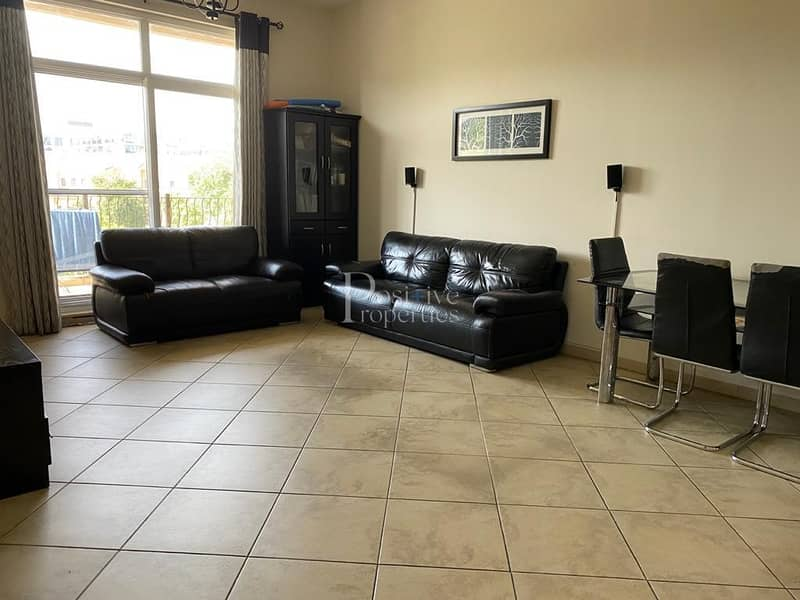 2 BED PLUS MAID / GARDEN FACING / BRIGHT AND SPECIOUS