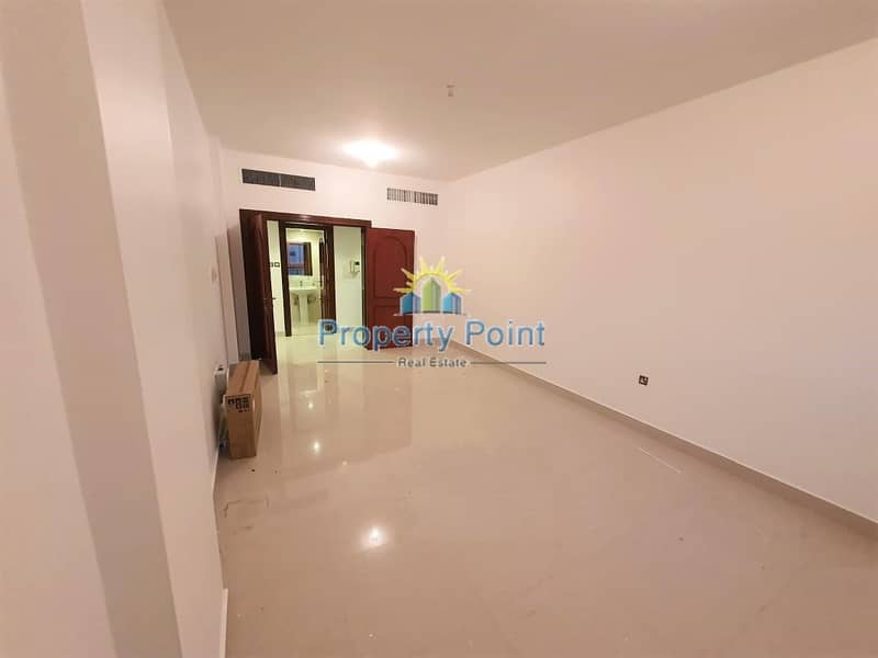 2 Best Deal | Spacious Rooms and Hall | Kitchen with Balcony | Khalidiya Area