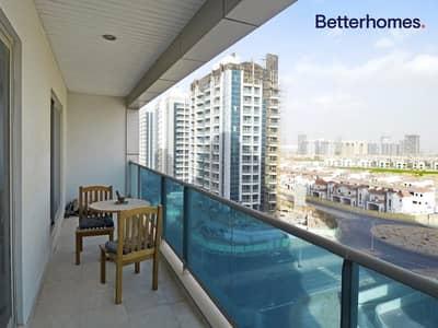 شقة 1 غرفة نوم للبيع في مدينة دبي الرياضية، دبي - Furnished | Large Balcony | Contemporary Style