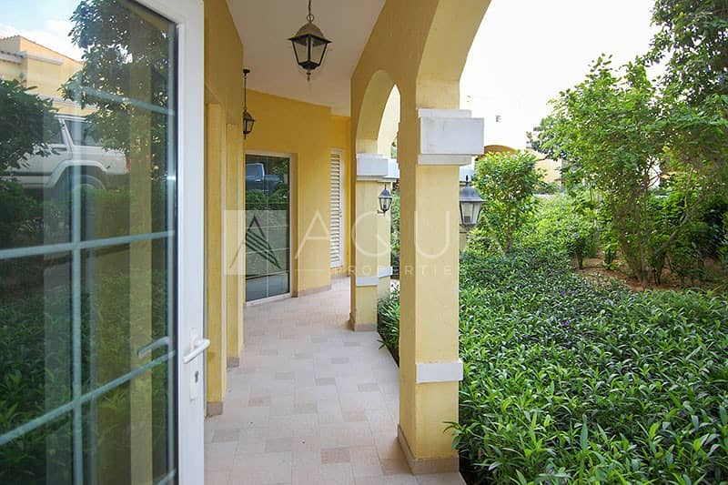 37 Exquisite 3 BR | Maid's room | Private Garden