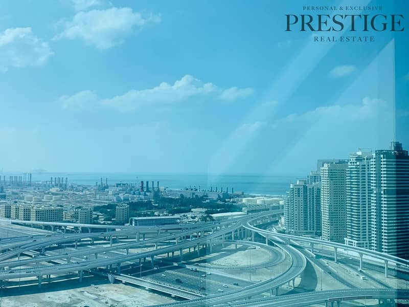 21 Prime location 2 Bedroom with lake view in Jlt