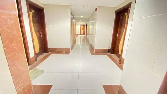 FRANT OF RAT DUBAI SHARJH BORDER ARIA 1BHK WITH 3 MONTHS FREE 6 CHEQ ONLY 23K