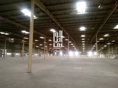 AMAZING HUGE WAREHOUSE WITH OFFICES NEAR SHEIKH ZAYED ROAD AND METRO