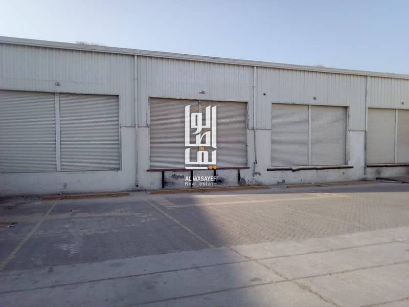 16 AMAZING HUGE WAREHOUSE WITH OFFICES NEAR SHEIKH ZAYED ROAD AND METRO