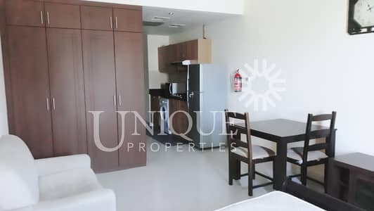 Studio for Rent in Dubai Sports City, Dubai - Fully Furnished Nice Studio in Good Community