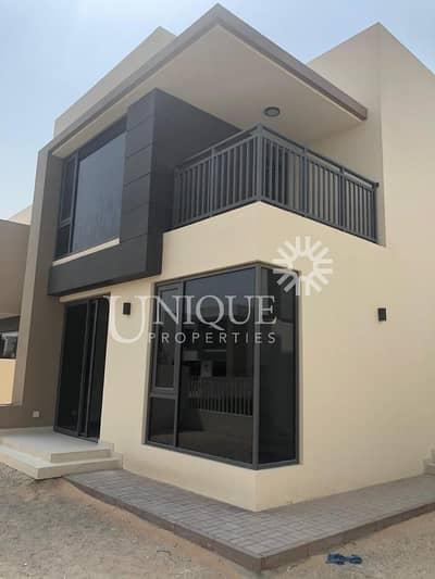 تاون هاوس 4 غرف نوم للبيع في دبي هيلز استيت، دبي - Corner Unit | nice view | Attractive Location