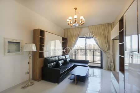Studio for Rent in Arjan, Dubai - Spacious Brand New Fully Furnished Studio