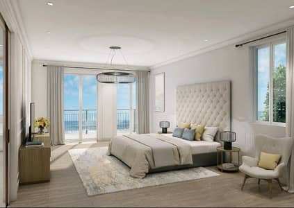 4 Bedroom Townhouse for Sale in Jumeirah, Dubai - Sea View 4Bedroom in Sur Lamer Front Line