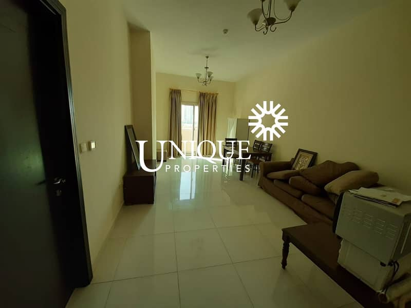 Spacious Beautiful Apartment| Low Floor| Nice View