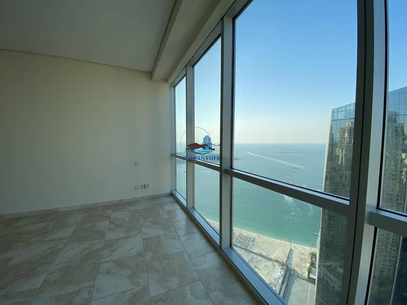 2 Full Sea View | 2 months free | 2 parking 3 + Maid