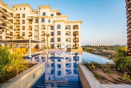 شقة 1 غرفة نوم للايجار في جزيرة ياس، أبوظبي - Move in Ready | Classy 1BR Apt in Yas Island