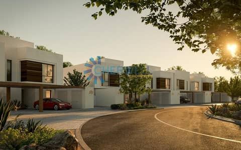 3 Bedroom Townhouse for Sale in Yas Island, Abu Dhabi - Corner Unit | Type E | Luxurious Townhouse | Secondary Market