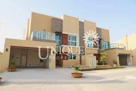 3 Bedroom Townhouse for Sale in Dubai Science Park, Dubai - Vacant| Near to the Park| Single Row Semi Detached